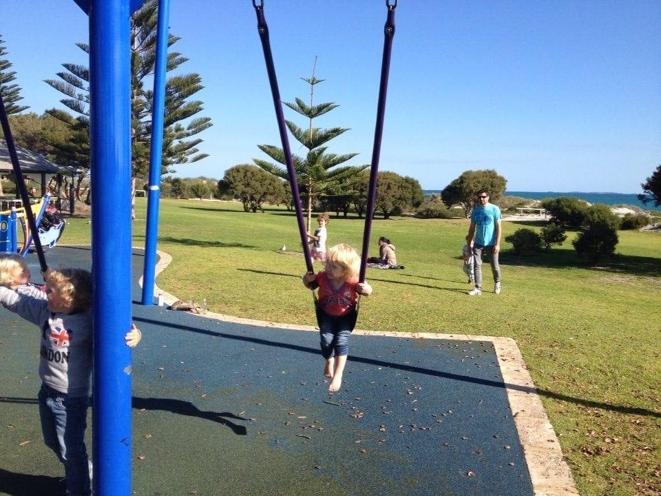 South Beach Playground