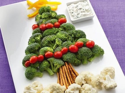 Kids Christmas Party Food