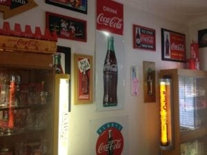 Coca cola cafe Toodyay