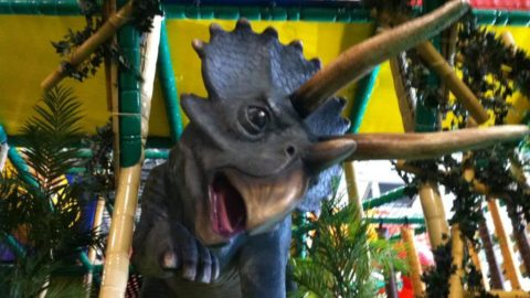 Triassic Fun Park Dinosaur Play Centre Canning Vale