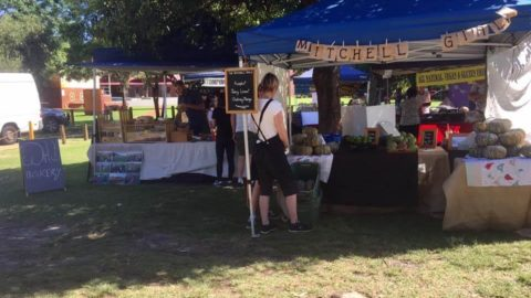 Kyilla Community Farmers Market, North Perth