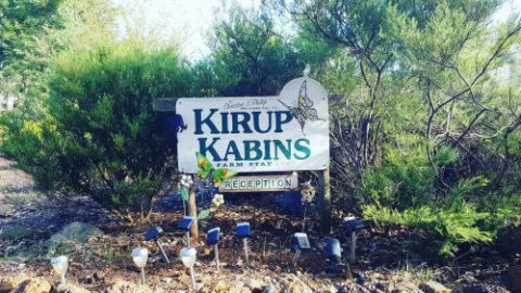 Kirup Kabins Farm Stay, Kirup