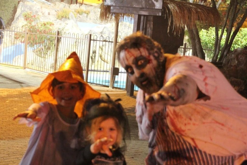 Adventure World Fright Nights