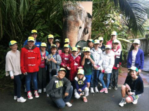 Zoo Crew, Perth Zoo