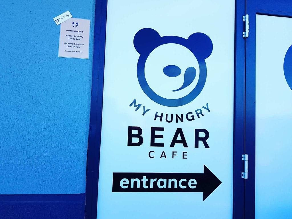 My Hungry Bear Cafe