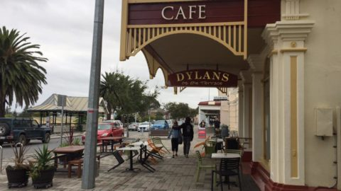 Dylans on the Terrace, Albany