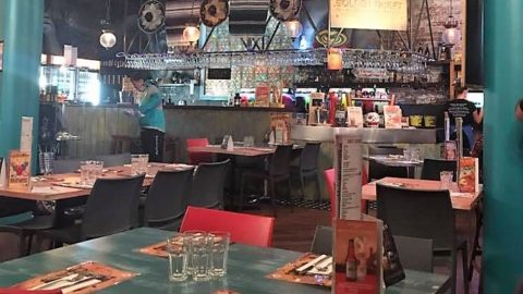 Pancho's Mexican Villa Restaurant, Mount Lawley CLOSED