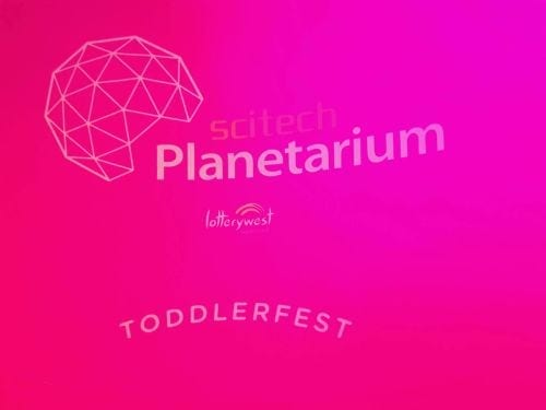 Winter Toddlerfest 2017, Scitech
