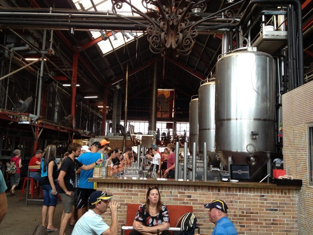 Little Creatures, Fremantle