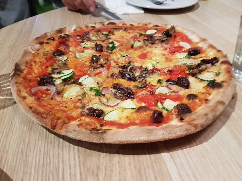 Tavolo Pizza Bar, Belmont