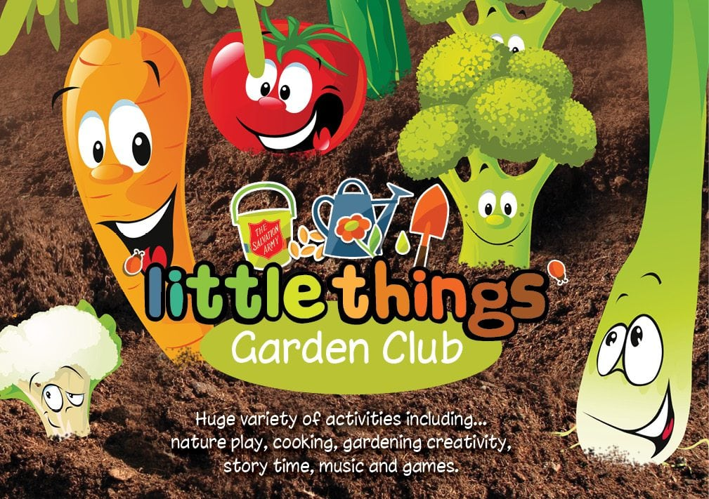 Little Things Garden Club