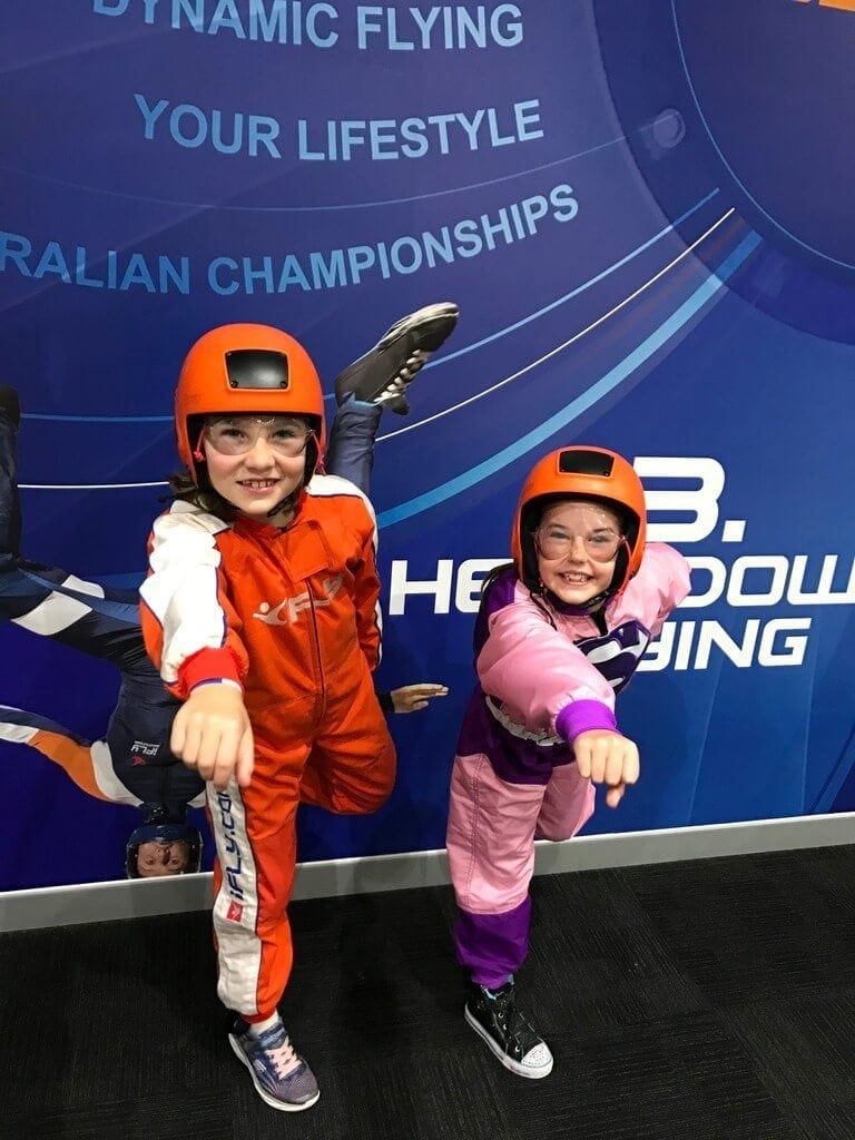 iFly Indoor Skydiving Experience, Perth - Buggybuddys guide