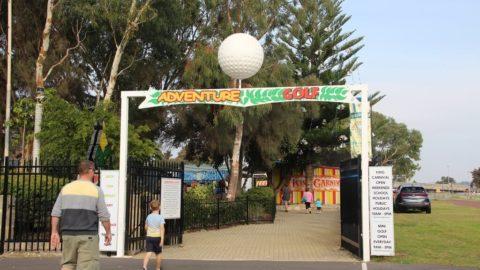 Adventure Golf at King Carnival Mandurah
