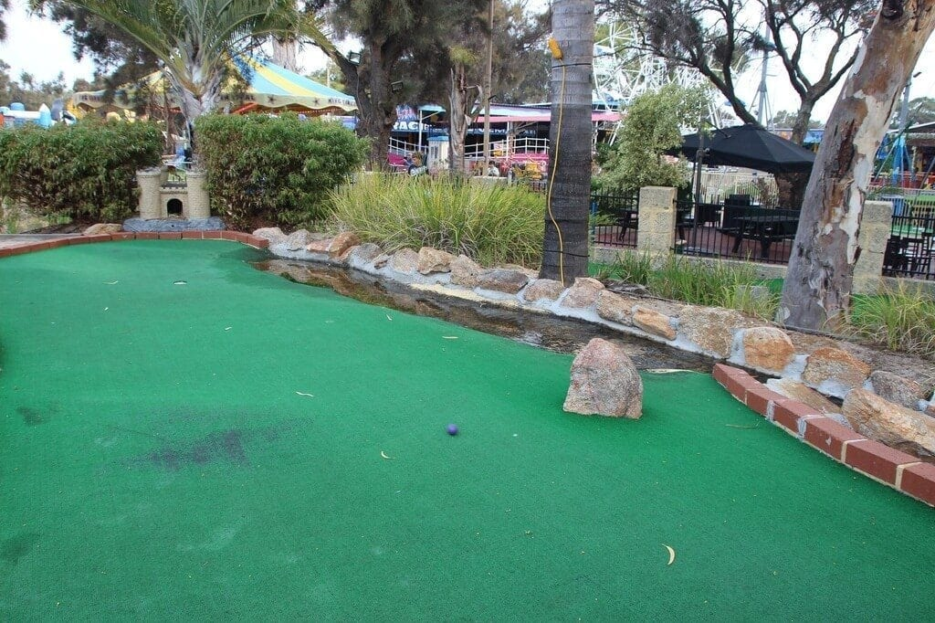 Adventure Golf at King Carnival Mandurah