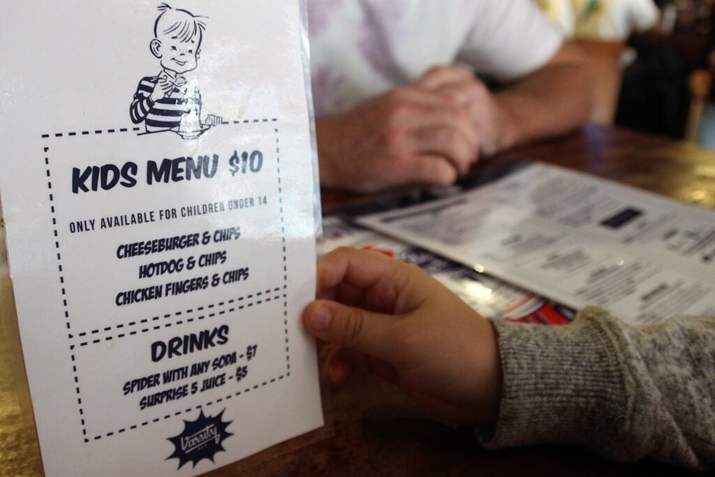 Varsity Burgers, Nedlands