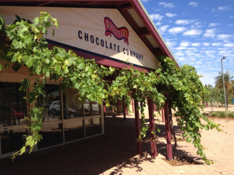 Whistlers Chocolate Company, Swan Valley