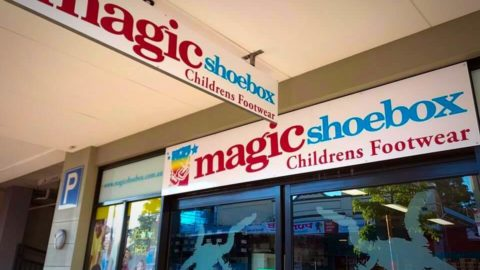 Magic Shoebox – Children's Shoes Perth