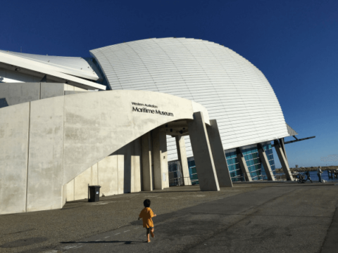 Voyage to the Deep, WA Maritime Museum