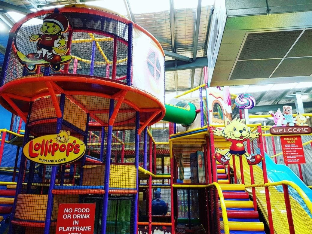 Lollipops Playland Bayswater
