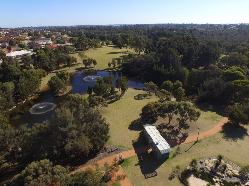 Piney Lakes Sensory Playground