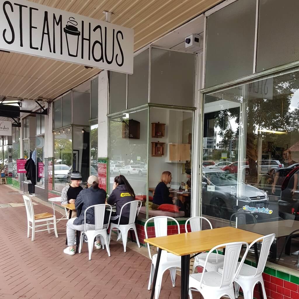 Steam Haus, Maylands