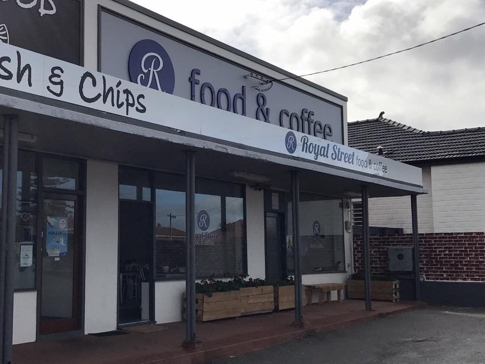 Royal Street Coffee & Food, Tuart Hill