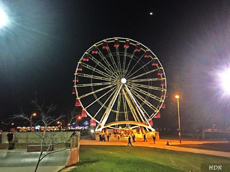 The Tourist Wheel, Fremantle