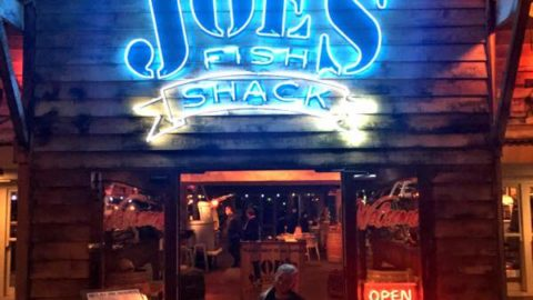 Joes Fish Shack, Fremantle