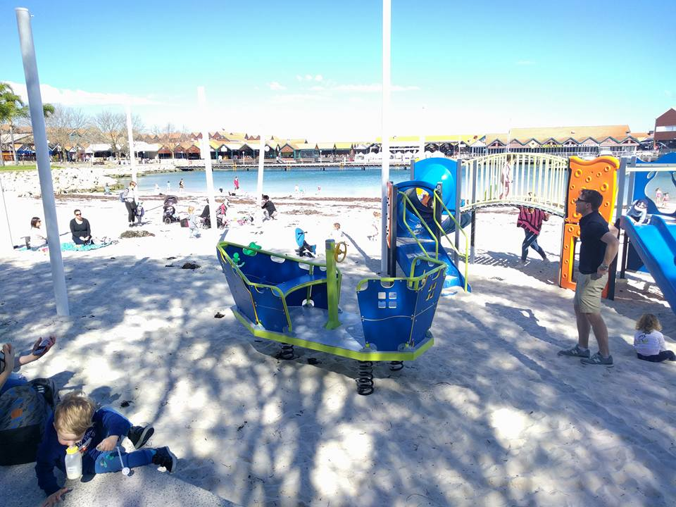 Hillarys Boat Harbour Playground