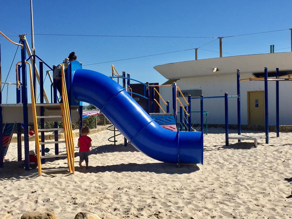 Floreat Beach Playground