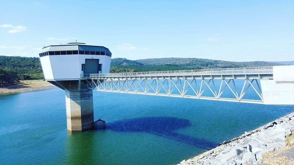 Harvey Dam