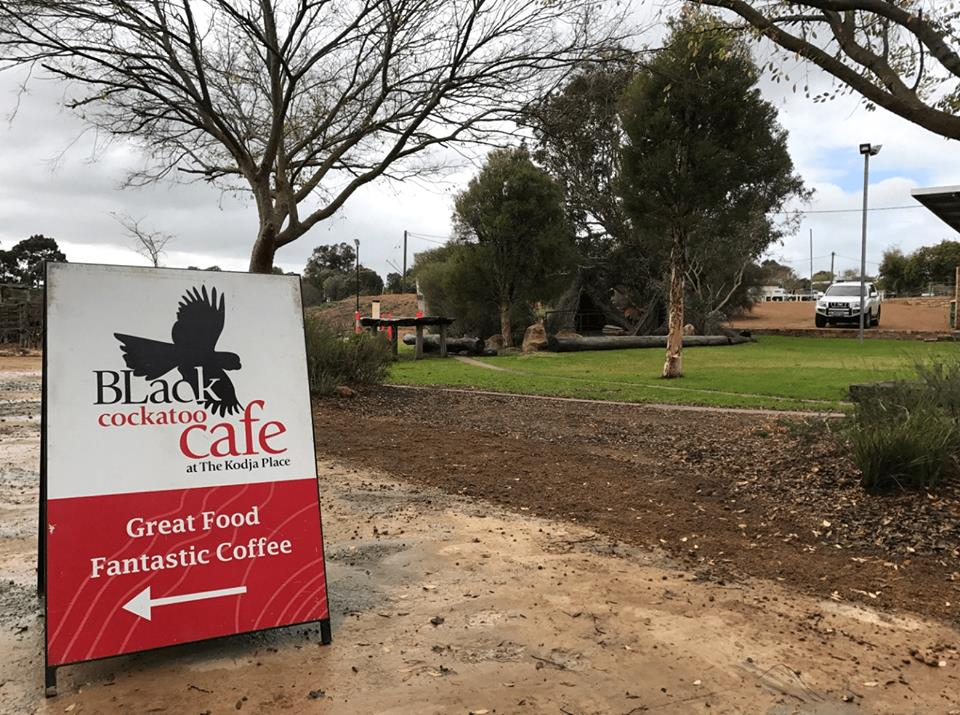 Black Cockatoo Cafe, Kojonup