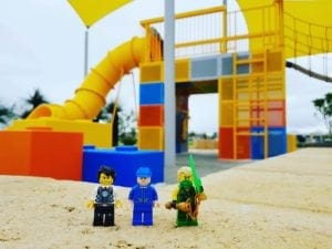 Colour Block Park, The LEGO Park, Golden Bay