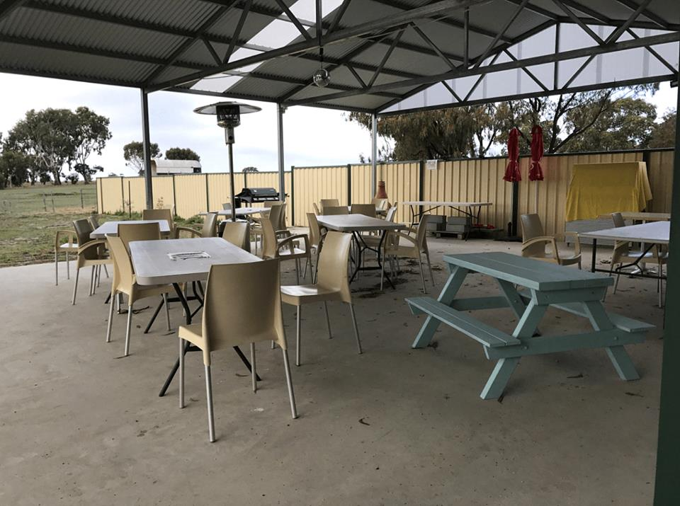 Bluff Knoll Cafe