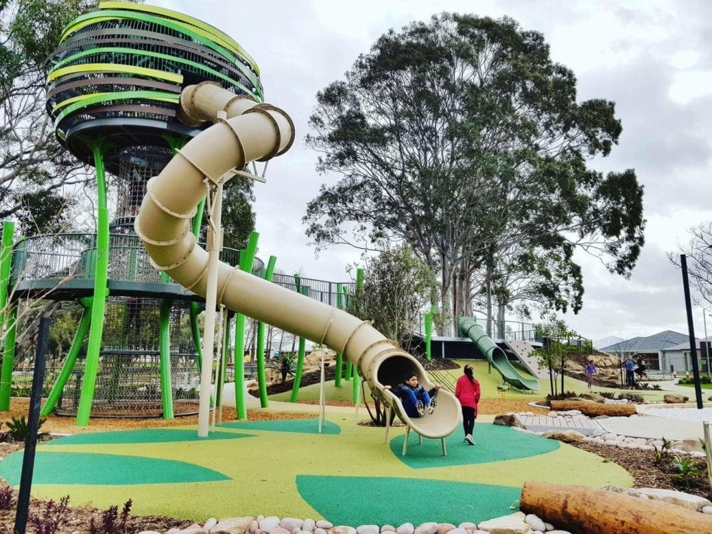 Parks In Perth And Playgrounds In Perth List Of The Best