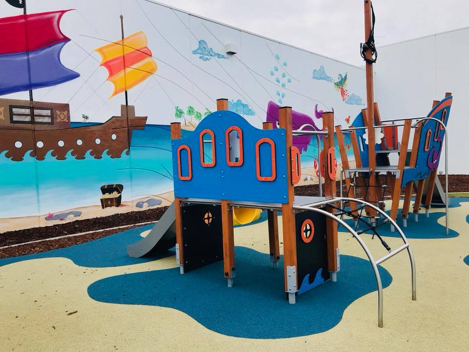 play area secret harbour square