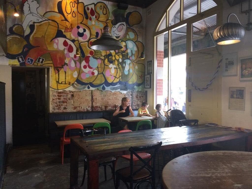 5 of the best Family Friendly Restaurants in Fremantle