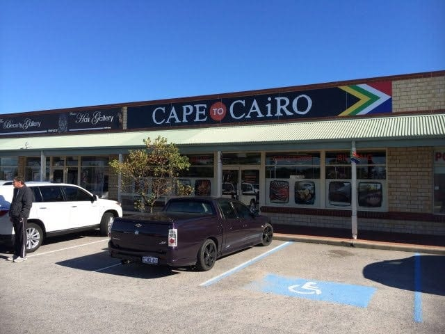 Cape to Cairo, Woodvale