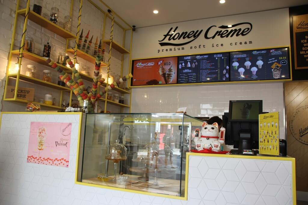 Honey Creme, Perth CBD