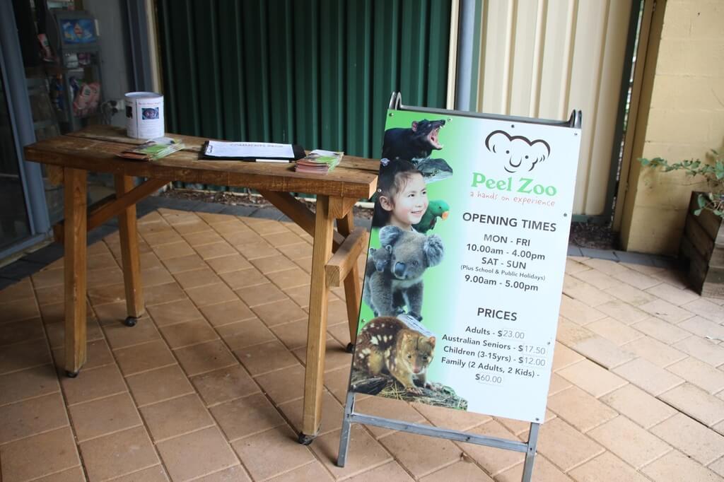 Peel Zoo, Pinjarra