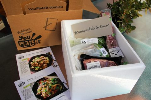 You Plate It – Meal Boxes