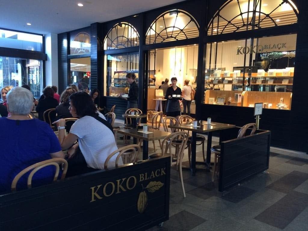 Koko Black, Claremont