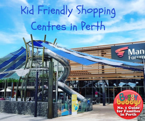 The Best Family Friendly Shopping Centres in Perth