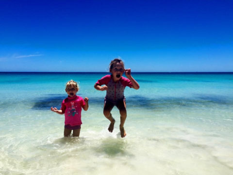 Perth's Best Beaches for Kids
