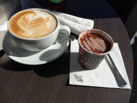 The Coffee Club, Joondalup Square