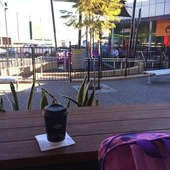 The coffee club joondalup square buggybuddys the family for Coffee tables joondalup