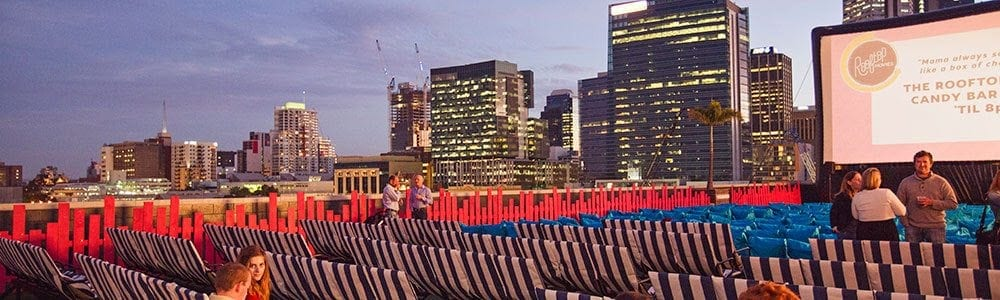 Top 10 Outdoor Cinemas in Perth