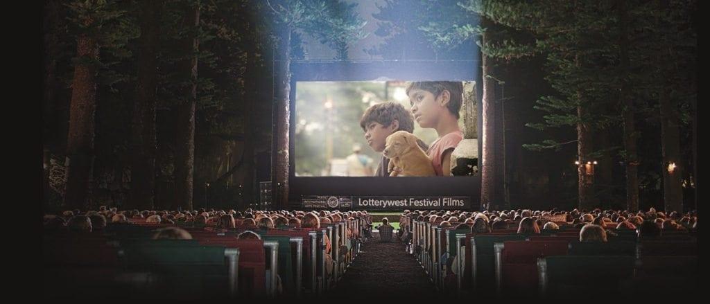 Outdoor Cinema Perth