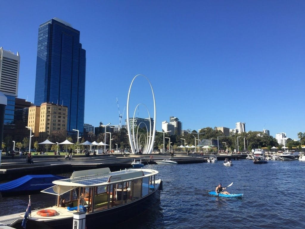 Top Things to Do and Eat at Elizabeth Quay