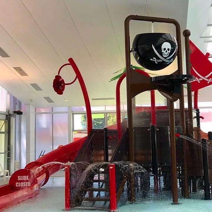 Top Water Slides in Perth